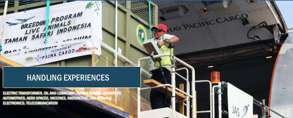 Prima Cargo Logistics Sea Air Forwarding