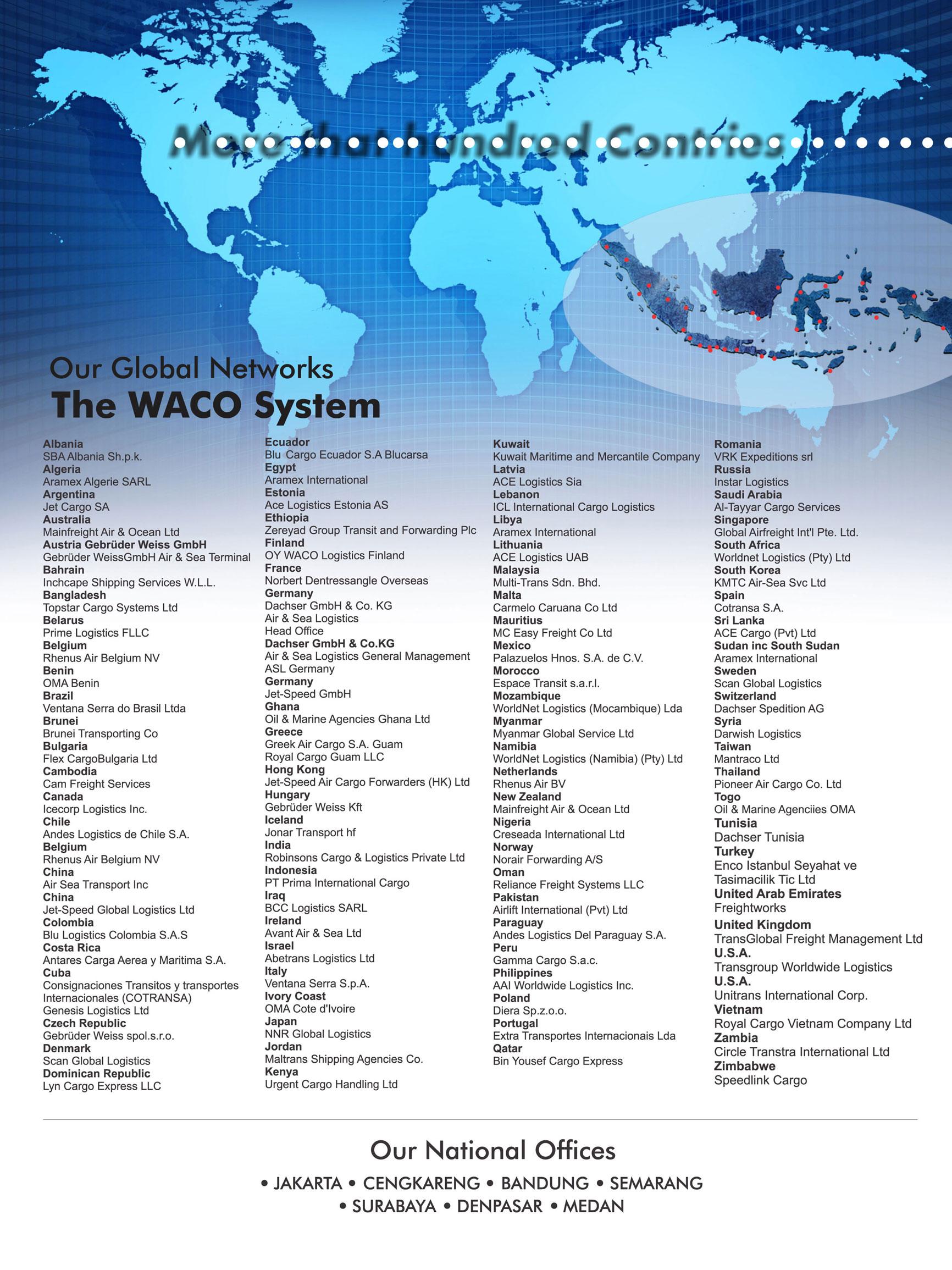 The WACO System