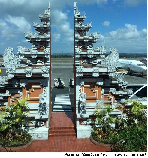 Cargo Business in Bali ngurah rai international airport